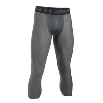 Under Armour Mens Armour 2.0 3/4 Leggings - Grey
