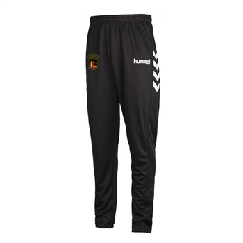 Clane United FC Core Poly Pant - Black  - Click to view a larger image