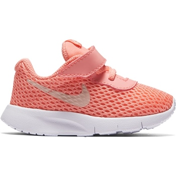 on sale 64ada 74080 Nike Tanjun Toddler Velcro (TDV) - Pink Orange White