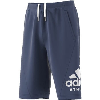 Adidas Boys SID Shorts - Navy/White  - Click to view a larger image