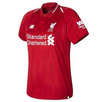 New Balance Liverpool LFC Home Jersey 18/19 Kids - Red