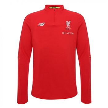 New Balance Liverpool LFC Midlayer Top 18/19 - Red  - Click to view a larger image