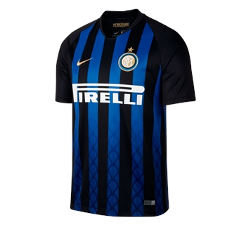a92ee1490be Nike Inter Milan Home Jersey 18 19 - Black Royal - Click to view