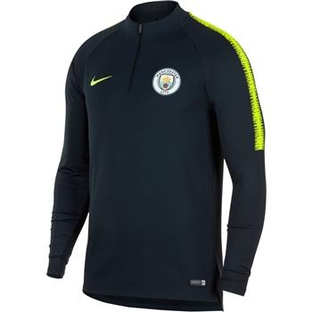 c3d3ac12cf6d Nike Manchester City Dri-Fit Squad Drill Top 18  - Navy Volt  63.18