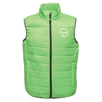 Rinka Adult Bodywarmer - Fairway Green  - Click to view a larger image