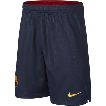 Nike Barcelona FCB Home Shorts 18/19 - Kids - Navy