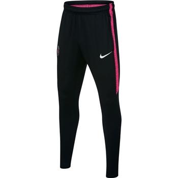 newest collection 30746 1f6bd Nike Paris PSG Skinny Squad Pant 18 19 - Black Pink