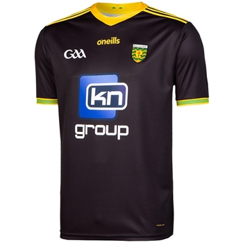 ONeills Donegal GAA Goalkeeper Jersey 2018 - Black
