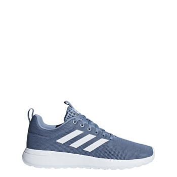 Adidas Womens Lite Racer CLN - Grey/White  - Click to view a larger image