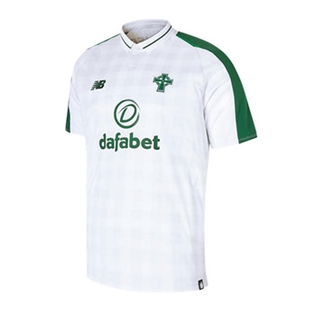 New Balance Celtic FC Away Jersey 18/19 - White