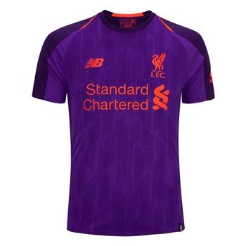 New Balance Liverpool LFC Away Jersey 18/19 - DeepViolet