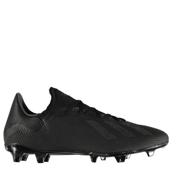 detailing wholesale dealer meet X18.3 Football Boots - Black/Black - 9 - Black/Black