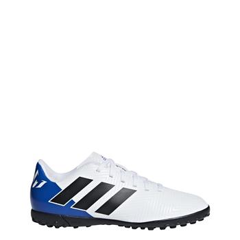 0fd6855ffef4 Adidas Nemeziz Messi 18.4 TF Kids - White Royal - Click to view a larger