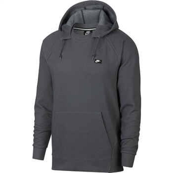 Nike Mens NSW Optic Hoodie - Dark Grey  - Click to view a larger image