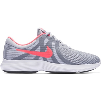 493d0a1698c Nike Girls Revolution 4 (GS) - Grey Pink - Click to view a