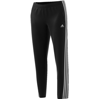 Adidas Womens Tricot SnapPant - Black/White  - Click to view a larger image