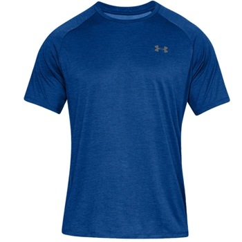 Under Armour Mens Tech 2.0 T-Shirt - Royal