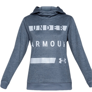 Under Armour Womens Synthetic Fleece Pullover - Blue