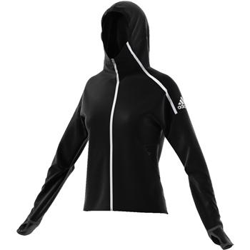 Adidas Womens Z.N.E Fast Release Hoodie - Black