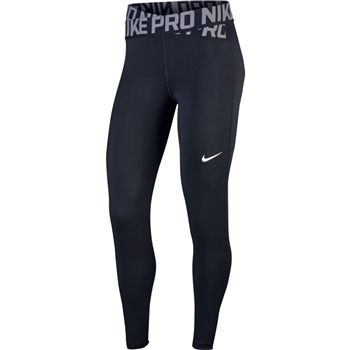 96231100a0500 Nike Womens Intertwist Tights - Black/White - Click to view a larger image