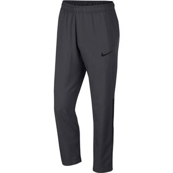 Nike Mens Woven Track Pants - Black/Dark Grey
