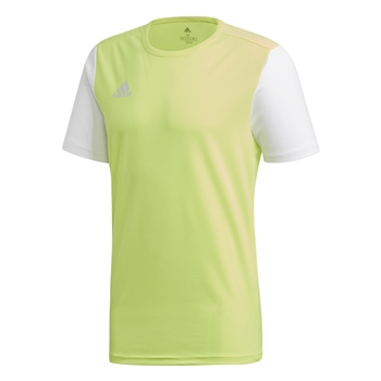 407c7b149 Adidas ESTRO 19 Jersey - Solar Yellow - Click to view a larger image
