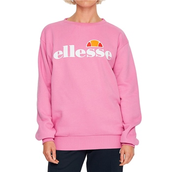 Ellesse Womens Agata Sweatshirt - Pink