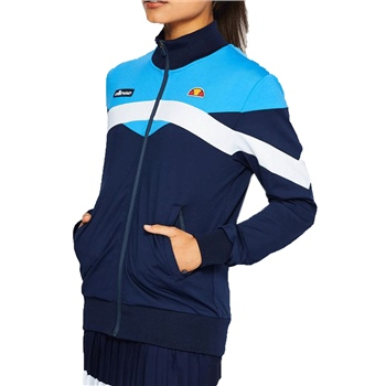 Ellesse Womens Jubilee Track Top - Navy