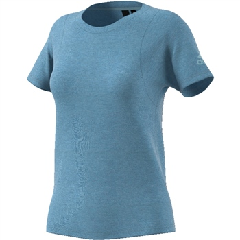 Adidas Womens Winners Crew Neck T-Shirt - AshGrey