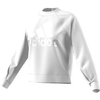 Adidas Womens ID Glory Crew Top - White