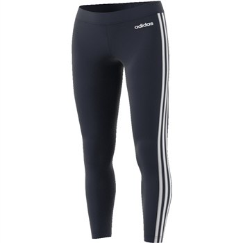 Adidas Womens Ess. 3S Tights - Navy/White  - Click to view a larger image