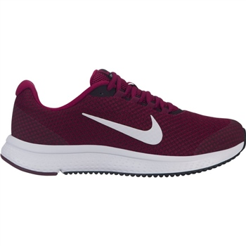 Nike Womens Runallday Running Shoes - Berry/White/Burgundy  - Click to view a larger image