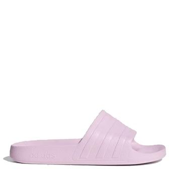 Adidas Adults Adilette Aqua Slides - Pale.Pink