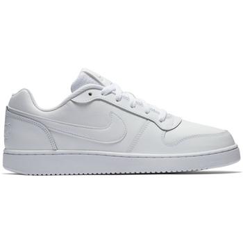 Nike Mens Ebernon Low - White