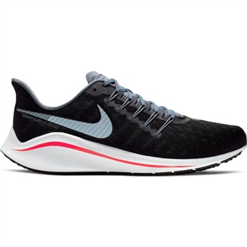 Nike Mens Air Zoom Vomero 14 - Black/Red/Blue  - Click to view a larger image