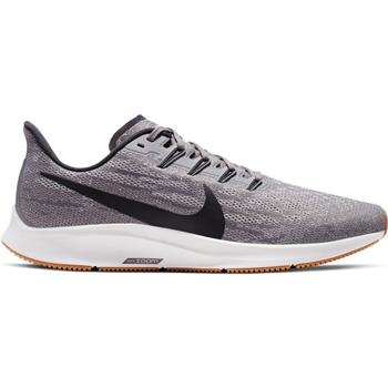 Nike Mens Air Zoom Pegasus 36 - Grey/White/Brown