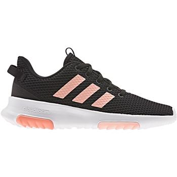 Kids Cloudfoam Lite Racer K - Black/Pink - 13 - Black/Pink
