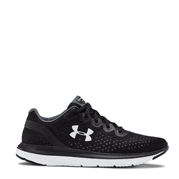 Under Armour WOMENS CHARGED IMPULSE TRAINERS - BLACK  - Click to view a larger image