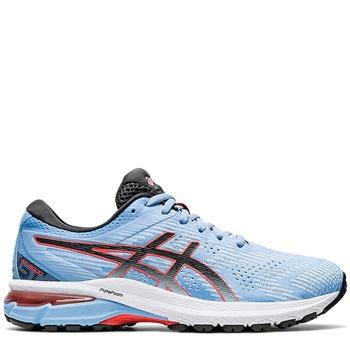 Asics Womens GT 2000 8 - SKY/GREY  - Click to view a larger image