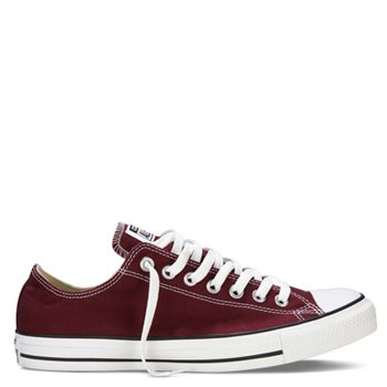 0c5c39b1f3e9 Converse All Star OX - Maroon - Click to view a larger image